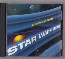 Interstellar Force - Star Wars Theme - 3 track single