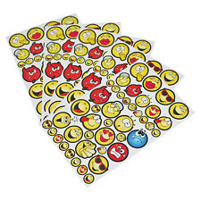 258pce Emoticon Stickers Smiley Emotions School Stationery for Teachers