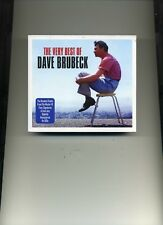 DAVE BRUBECK - THE VERY BEST OF - 3 CDS - NEW!!