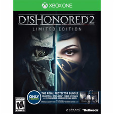 Dishonored 2 Limited Edition Best Buy Exclusive The Royal Protector Bundle - XB1