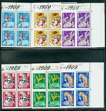 1969 Circus,Bike,Clown,Tiger,Umbrella,Horse,Parasol,Circo,Cirque,Romania,2790MN4