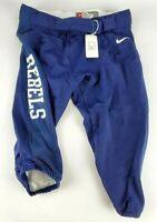 Nike University Of Mississippi Ole Miss Rebels Football Pants Men's Size Large