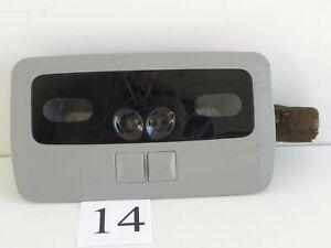 2006 LEXUS GS300 DOME READING LIGHT LAMP MAP ROOF OVERHEAD GRAY OEM 563 #14