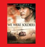 We Were Soldiers (DVD) (US Army 7th Cavalry, Ia Drang Valley, Vietnam, 1965)