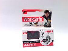 Alpine WorkSafe bouchons d'oreilles 2 pièces pzn 10992540