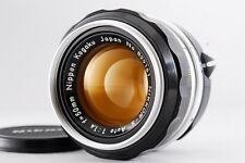 [Excel+++] Nikon  NIKKOR-S  Auto  50mm  F/1.4  MF Lens  from Japan Free/S  #6045