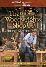 The Woodwright's Shop with Roy Underhill Season 12 DVD