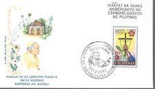 a/  Philippines visite du pape Jean Paul II    1981