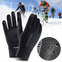 S-XL Winter Handschuhe Warm Windproof Wasserdicht Finger Touch Screen Gloves