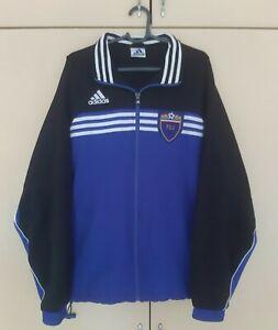 Retro Yugoslavia Adidas Jacket 1997 Tracksuit Jugoslavija Vintage Jersey Size XL
