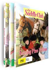 THE SADDLE CLUB - SERIES 2 - BRAND NEW & SEALED 3 X DVD SET