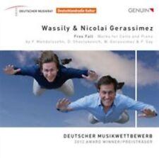 Gerassimez: Free Fall [Wassily Gerassimez, Nicolai Gerassimez] [Genuin: GEN14304