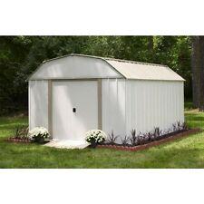 Outdoor Storage Shed Tools Tool Organizer Yard Garden Home Garage Deck Patio New