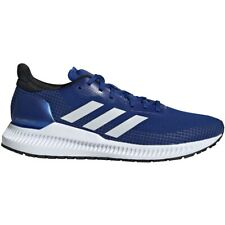 Mens Adidas Solar Blaze Royal Blue Athletic Running Sport Shoe EF0812 10.5-11.5