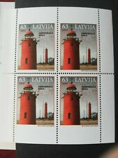 stamps/Latvia/Booklet/Lighthouses/2008