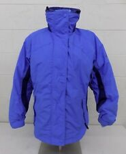 Columbia Interchange Purple 3-in-1 Jacket Women's Small EXCELLENT Fast Shipping