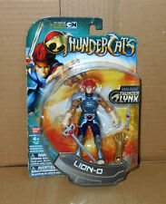 "Thundercats Lion-O (2011) Action Figure New MOSC 4"" Thunder Lynx *Neutral Face*"