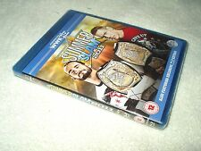 Blu Ray Wrestling WWE Summerslam 2011