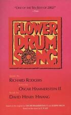 Flower Drum Song by Richard Rodgers, C. Y. Lee, Oscar, II Hammerstein and...