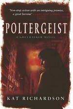Poltergeist (Greywalker), Richardson, Kat, New condition, Book