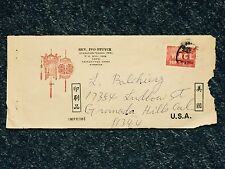 """Rev. I've Stuyck Operation """"Kuang Jen., P.O. Box. 1956"""