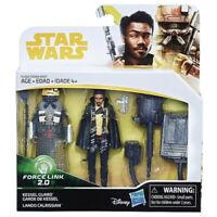 Star Wars Force Link 2.0 Solo 2 Figure Pack- Kessel Guard & Lando Calrissian