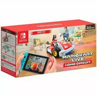 Mario Kart Live Home Circuit Mario Set Nintendo Switch Same Day Free Shipping