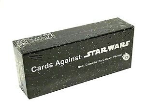 CARDS AGAINST STAR WARS! Humanity parody Friend Family Party Travel Game AU