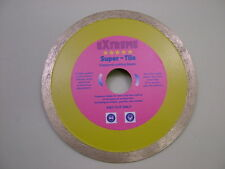 Diamond blade disc super clean cut for porcelain, granite & marble tiles 150mm