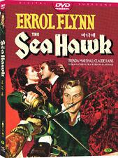 The Sea Hawk (1940) Errol Flynn, Brenda Marshall DVD *NEW