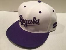 Kansas City Royals Kansas State Wildcats Stadium Giveaway Hat Cap SGA SnapBack