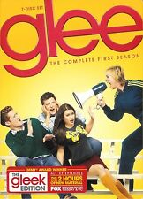 Glee The Complete First Season New Factory Sealed 7-Disc DVD Set FREE Shipping