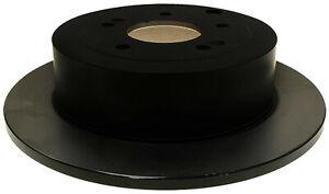 Disc Brake Rotor-Coated Rear ACDelco Advantage fits 07-09 Hyundai Santa Fe
