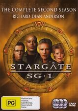 STARGATE SG-1 SG1 : Season 2 : NEW DVD