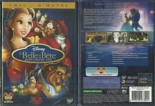 RARE / WALT DISNEY : LA BELLE ET LA BÊTE - EDITION 2 DVD NEUF EMBALLE NEW SEALED