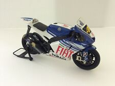 Valentino Rossi Yamaha YZR-M1 Moto GP Racing 2008 1:12 Die Cast