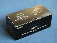 New Boxed Fujifilm VG-XT1 Original Vertical Battery Grip For X-T1 With Paperwork