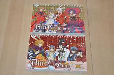 lot 2 mangas Alice au Royaume de Coeur tomes 1 et 2