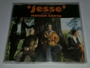 Mother Earth, Jesse, Live EP, Pre Owned CD Single