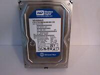 HARD DISK 3,5 160GB  WD CAVIAR BLUE WD1600AAJS 7200RPM SERIAL ATA