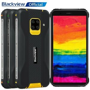 Blackview BV5100 Robuste Smartphone 4Go 64Go Android 10 5580mAh 16MP Caméra  GPS