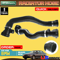 For 2001-2003 525i 530i 1998-2000 528i E39 Coolant Hose Radiator Hose Kit New