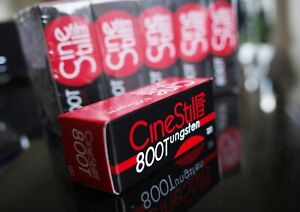 Cinestill 800T 120 Roll Film -  Beautiful film stock - New - Fridge Stored