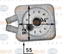 Ölkühler, Motoröl für Schmierung HELLA 8MO 376 726-221