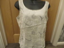 PRET A PORTER WINTER WHITE WEDDING PARTY 2 PIECE SKIRT and TOP 12 14 HOLIDAY