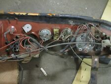 MG Midget Dash Wiring Harness 1970-1974 with plugs and sockets