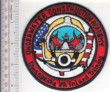 SCUBA Hard Hat Diving Virginia Underwater Construction Academy Chesapeake, VA re
