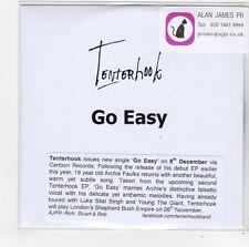 (FO213) Tenterhook, Go Easy - 2014 DJ CD