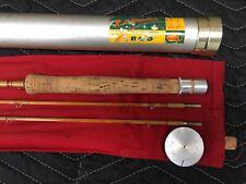 Winston San Francisco Era Bamboo Fly Rod - 6 1/2' - 2 3/8 Oz - 3wt Serial #9210