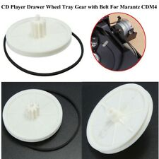 CDM-4 CDM4 CD Player Drawer Wheel Tray Gear with Belt For Marantz GL